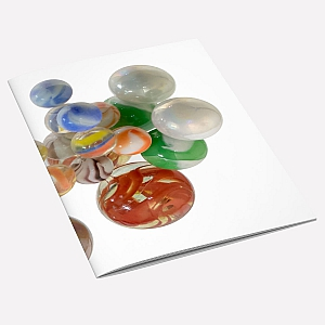 view Marbles A6 Notebook details