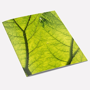 view Leaf Notebook A6 details