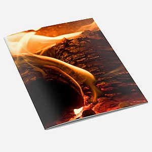 Flame A6 Notebook