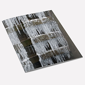 Lock Gate Icicles Notebook