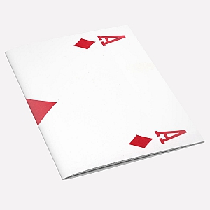 The Ace of Diamonds Notebook