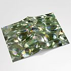 Glass Pebbles A6 Notebook